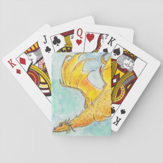 Flying Dragon Playing Cards