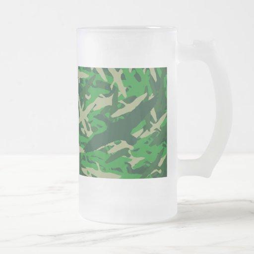 Flying Duck Camo Mug