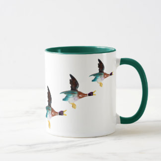 Flying Ducks Mug