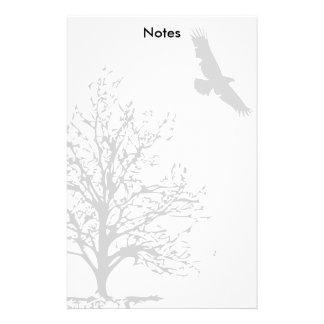 Flying Eagle Note Pad Stationery
