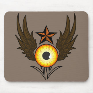 Flying Eye Star Mousepad
