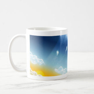 Flying Fairies Coffee Mug