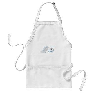 Flying Fast Apron
