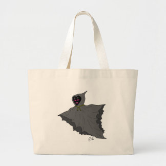 Flying fiend canvas bag