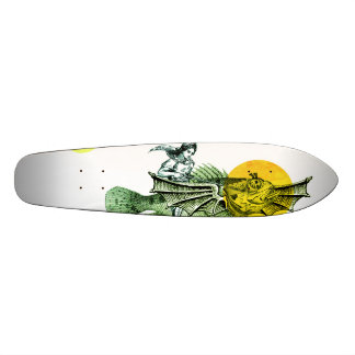 Flying fish 20.6 cm skateboard deck