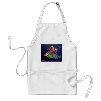 Flying Fish by Piliero Standard Apron