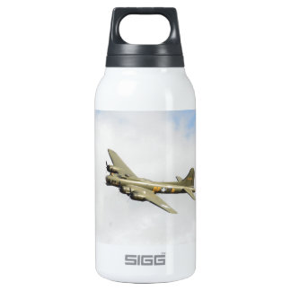 Flying Fortress 0.3L Insulated SIGG Thermos Water Bottle