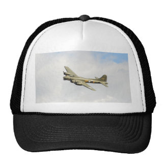 Flying Fortress Mesh Hats