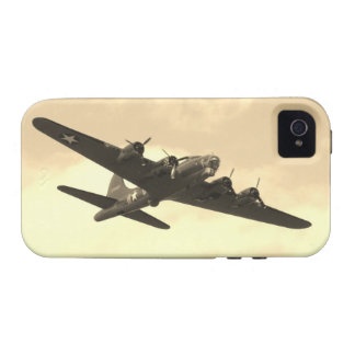 Flying Fortress In Flight Vibe iPhone 4 Covers