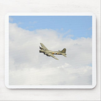 Flying Fortress Mouse Pad