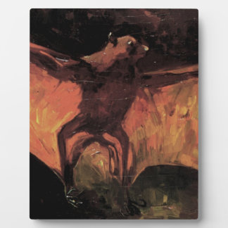 Flying Fox by Vincent van Gogh Display Plaque