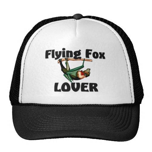 Flying Fox Lover Mesh Hats