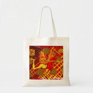 Flying Gargoyle Tote Bag