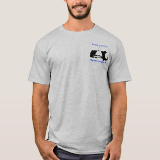 flying gull grey T-Shirt