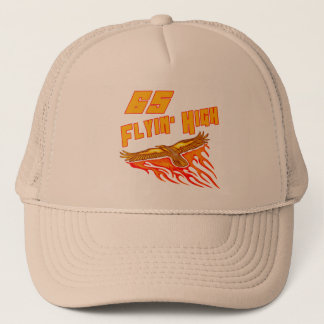 Flying High 65th Birthday Gifts Trucker Hat