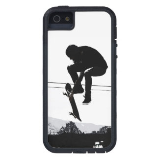 Flying High Skateboarder iPhone 5 Cover