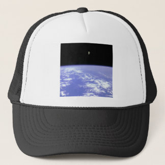 flying high trucker hat