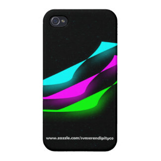 Flying Hope Abstract iPhone 4/4S Covers