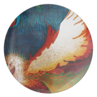 Flying Horse 2 Plate