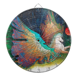 Flying Horse Dartboard