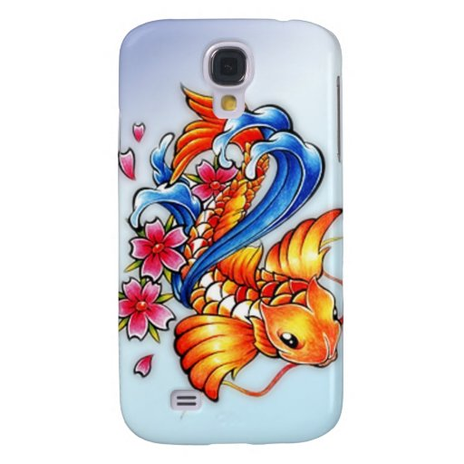 Flying Koi Fish iPhone 3 Case