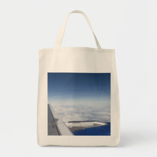 Flying Like A Bird Tote Bag
