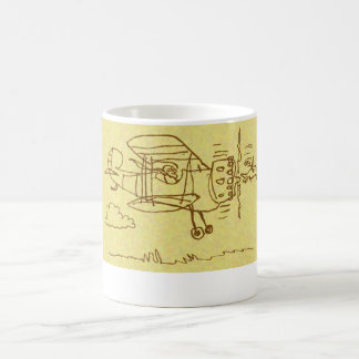 Flying Machine Mug