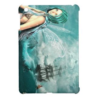 Flying Mermaids Ipad Mini Case