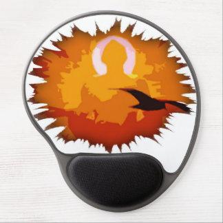 Flying mind gel mouse pad