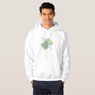 flying money emoji mens hoodie hooded sweatshirt