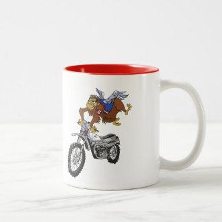 Flying Monkey Adventure Rider Mug 1.0