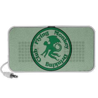 Flying Monkey Drinking Club Mp3 Speaker