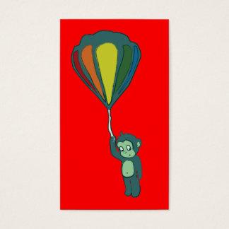 flying monkey : hot air balloon