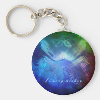 Flying Monkey Key Ring