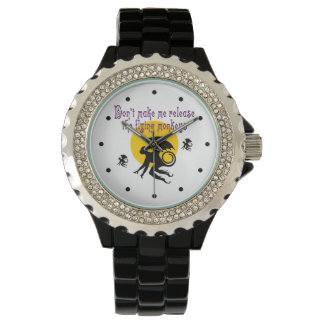 Flying Monkeys Watch