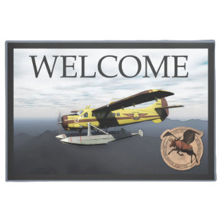 Flying Moose Aviation DH3-C Otter - Welcome Doormat