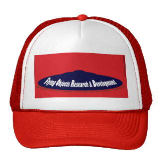 Flying Objects R and D Racing Team Hat