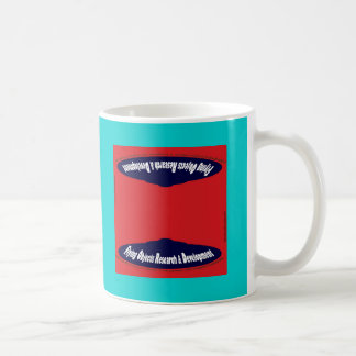 Flying Objects Research & Development Coffee Mug