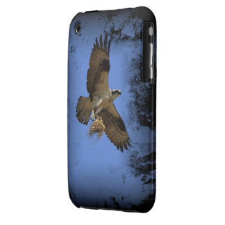 Flying Osprey (Fish Hawk)  iPhone 3/3GS Case Case-Mate iPhone 3 Case