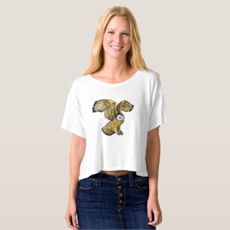 Flying Owl T-shirt