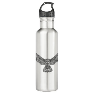 Flying Owl Zendoodle 710 Ml Water Bottle