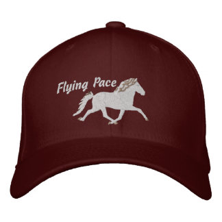 Flying Pace - Gletta Embroidered Baseball Cap