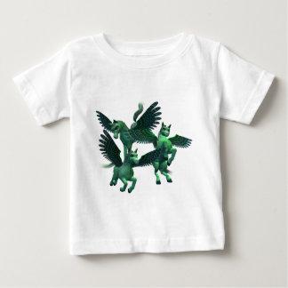 Flying Pegasus Baby T-Shirt