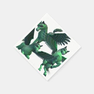 Flying Pegasus Paper Serviettes
