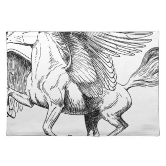 flying Pegasus Placemat