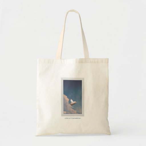 flying pig canvas bags