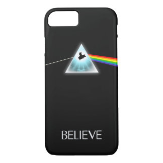 Flying Pig-Believe iPhone 8/7 Case