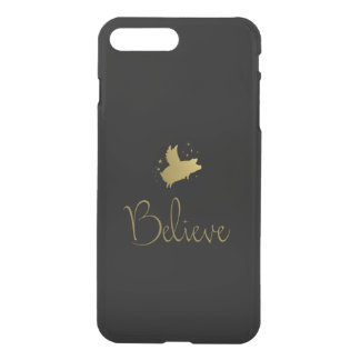 Flying Pig-Believe iPhone 8 Plus/7 Plus Case
