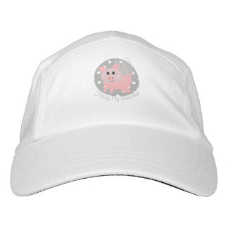 Flying Pig Marathon Hat