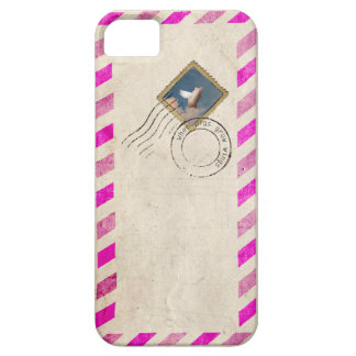 flying pig stamp iphone case case for the iPhone 5